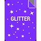 Paper Coating : Glitter