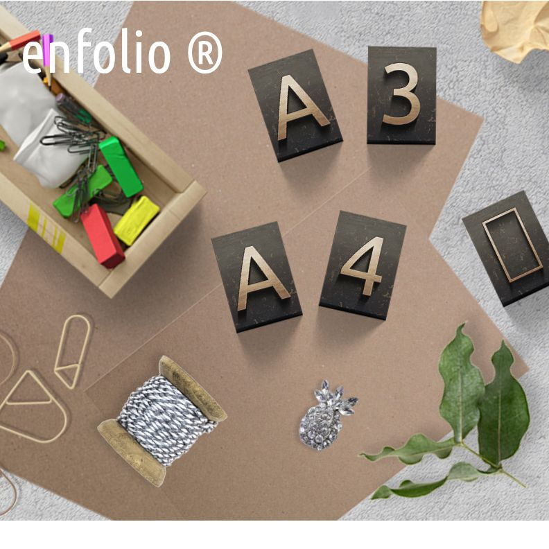 Enfolio ® Paper and Cardstock A4 and A3 category image
