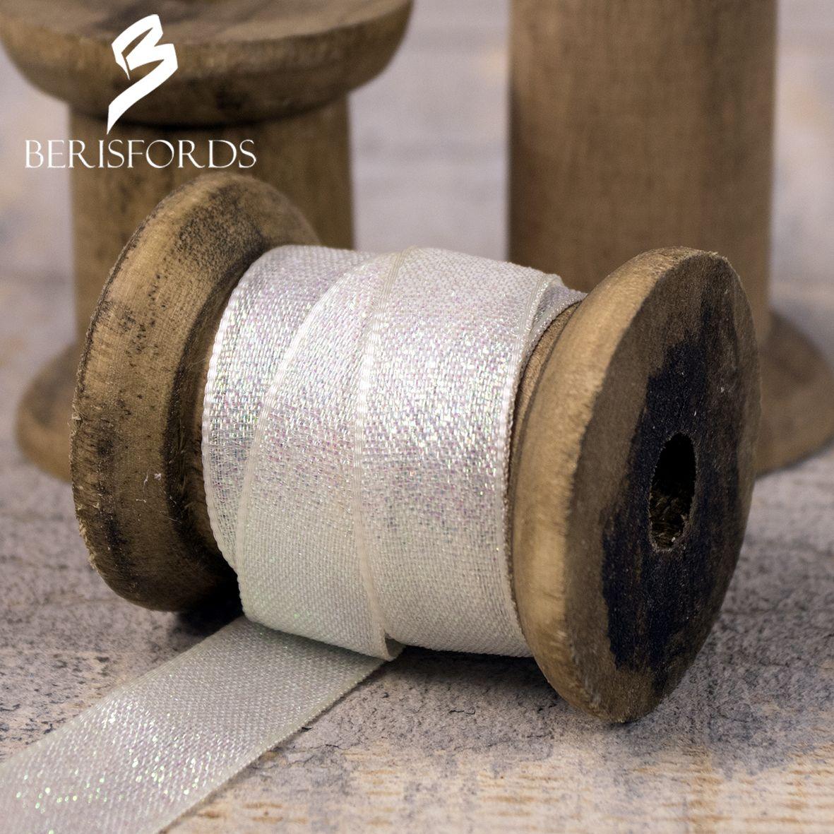 Dazzle Metallic Wedding Ribbon category image