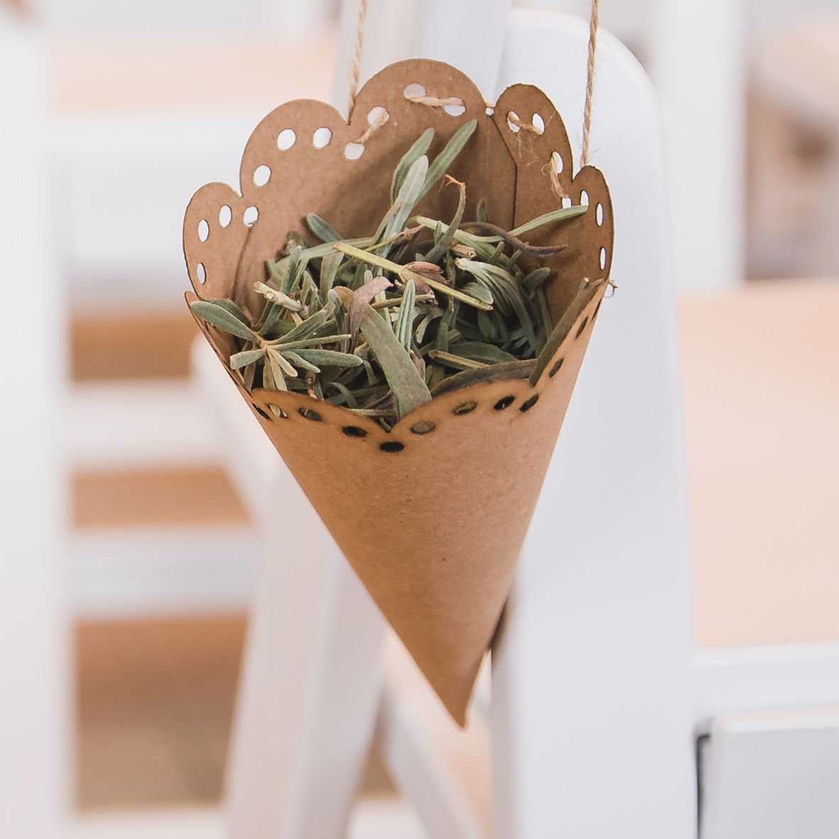 Wedding Table Confetti, Petals and Cones category image