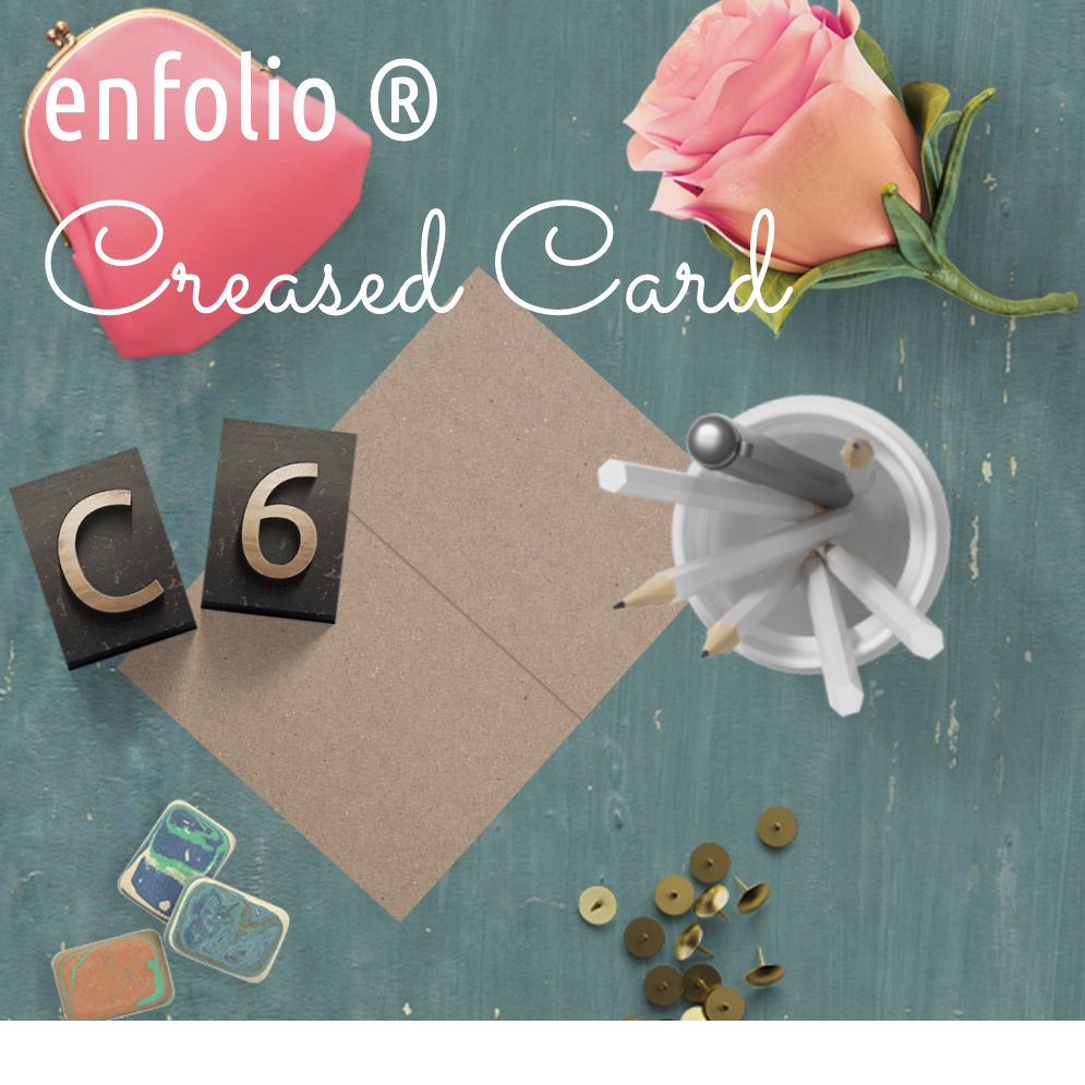 C6 Creased Card category image