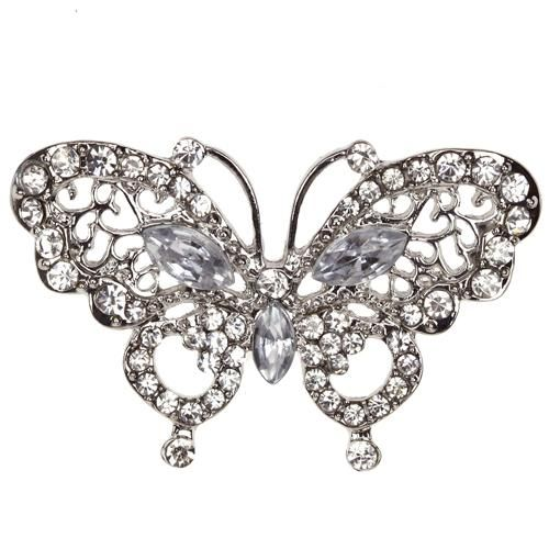 Diamante Butterfly Embellishments category image