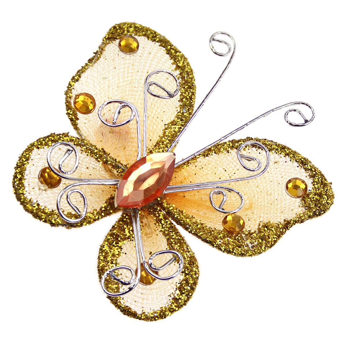 Glitter Edged Jewel Butterflies category image