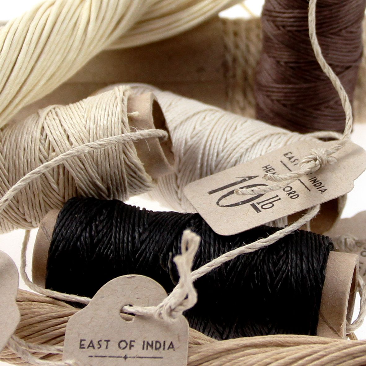 Paper, Hessian and Jute String category image