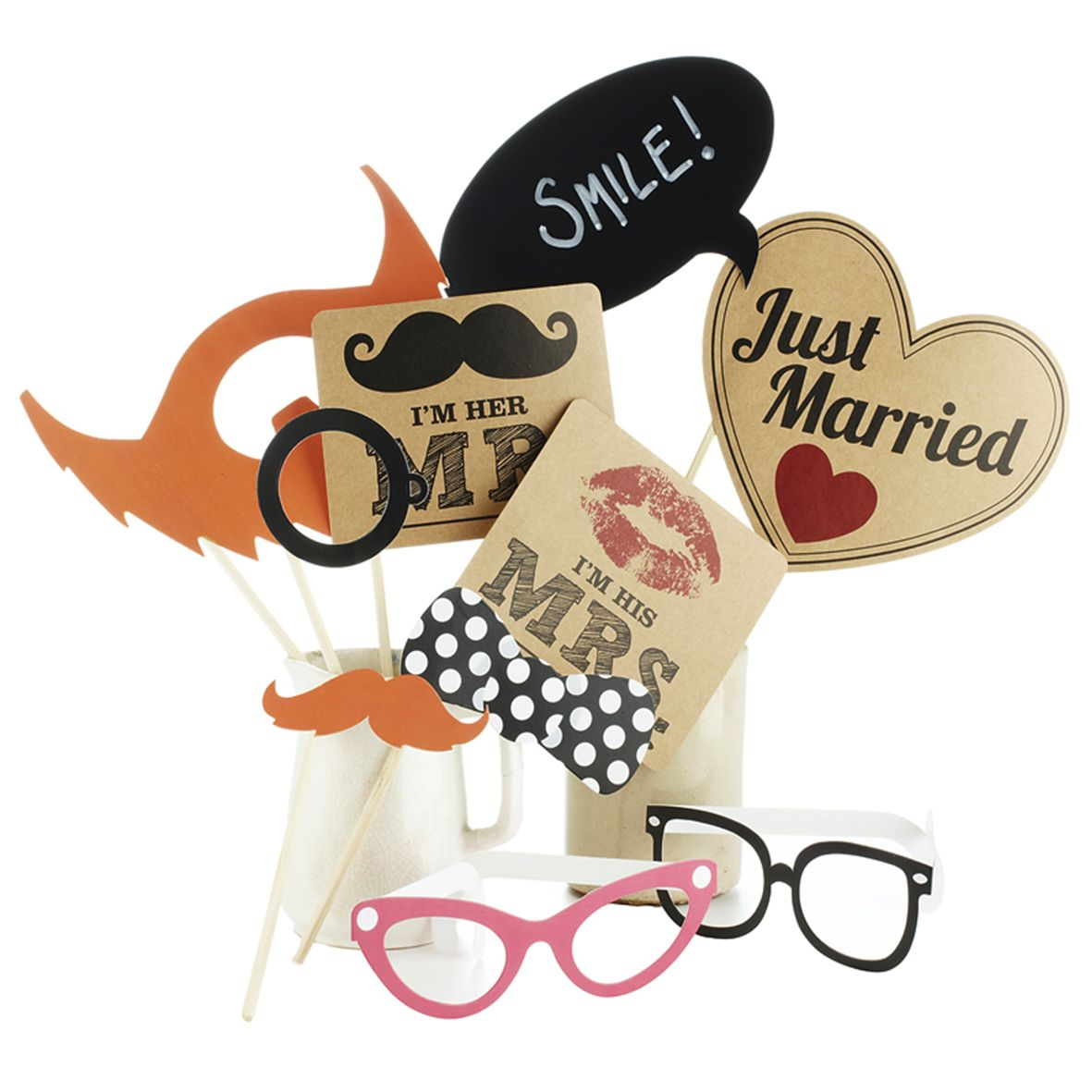 Photo Booth Props Kit category image