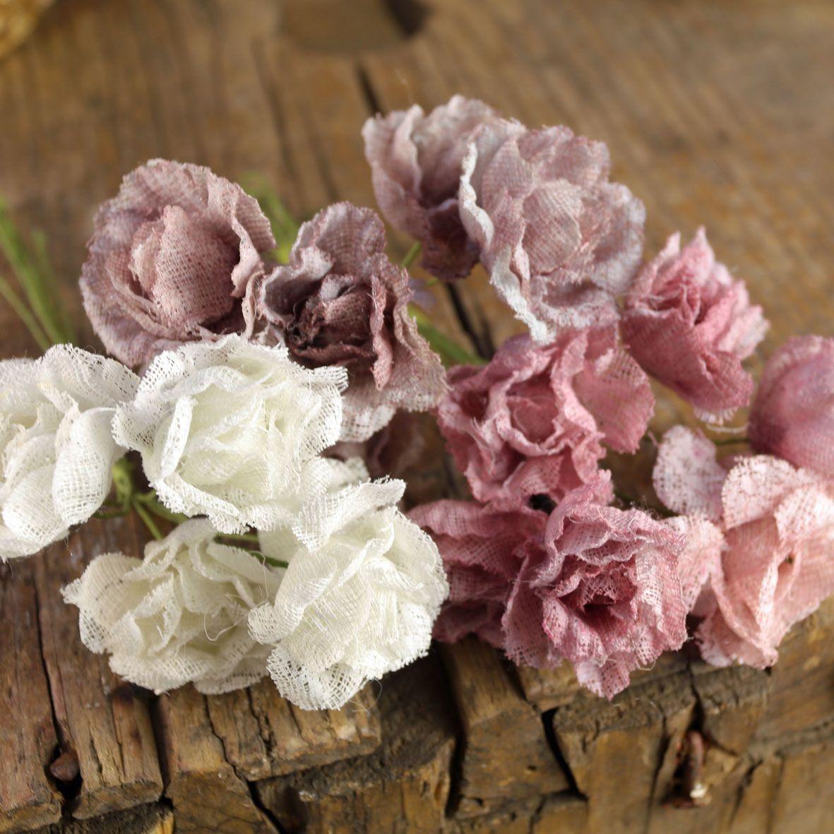 Decorative Flower Embellishments category image