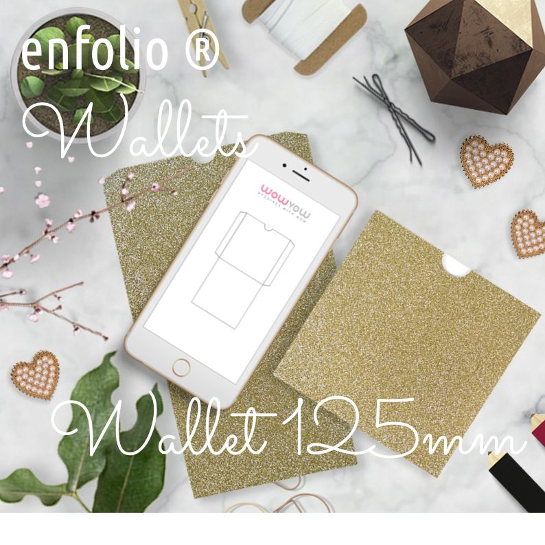Enfolio ® Wallet 125mm Square category image