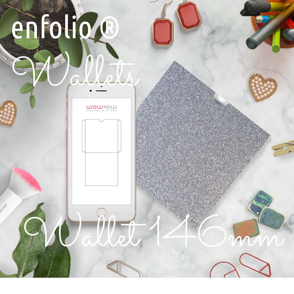Enfolio ® Wallet 146mm Square category image