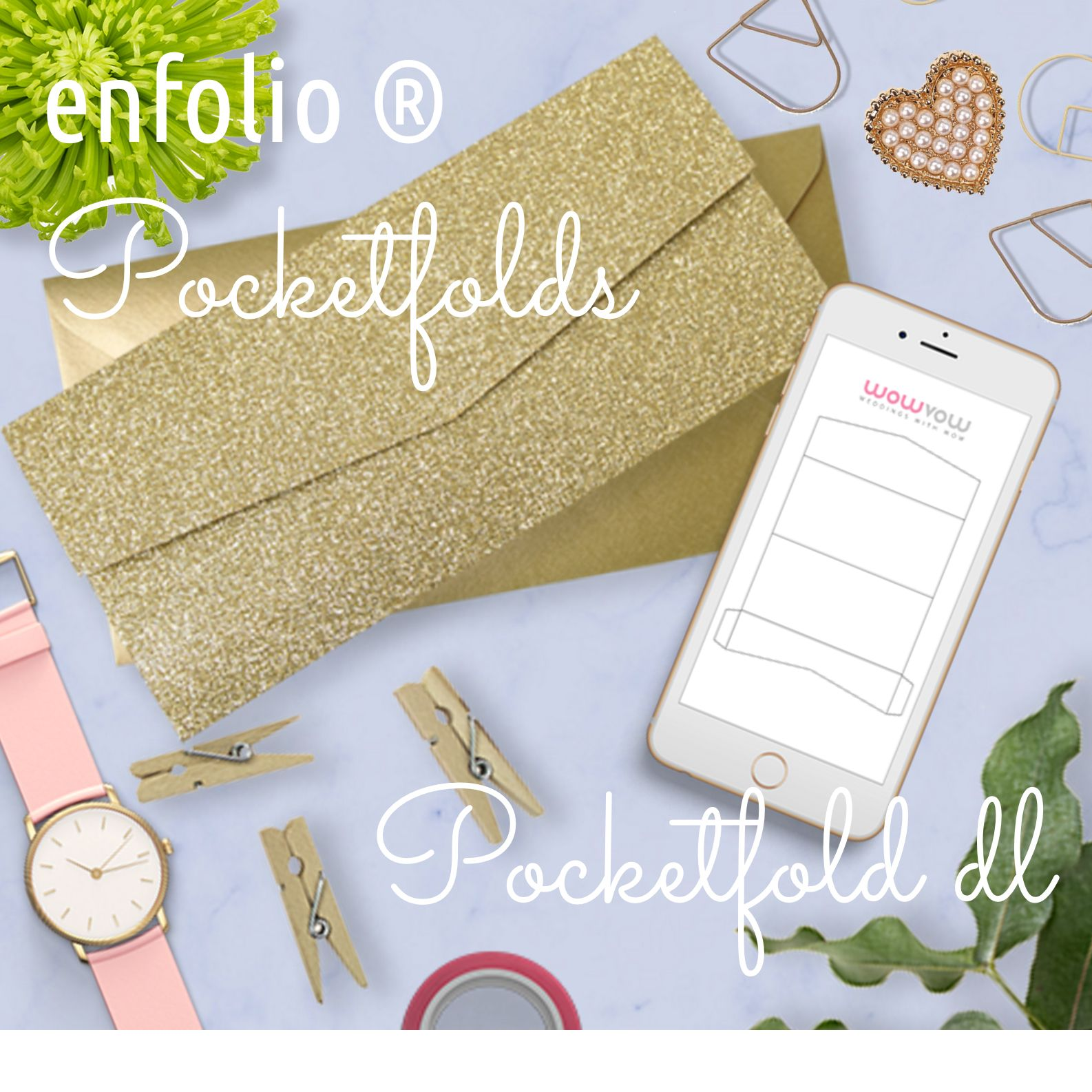 Enfolio ® Pocketfold (DL) category image