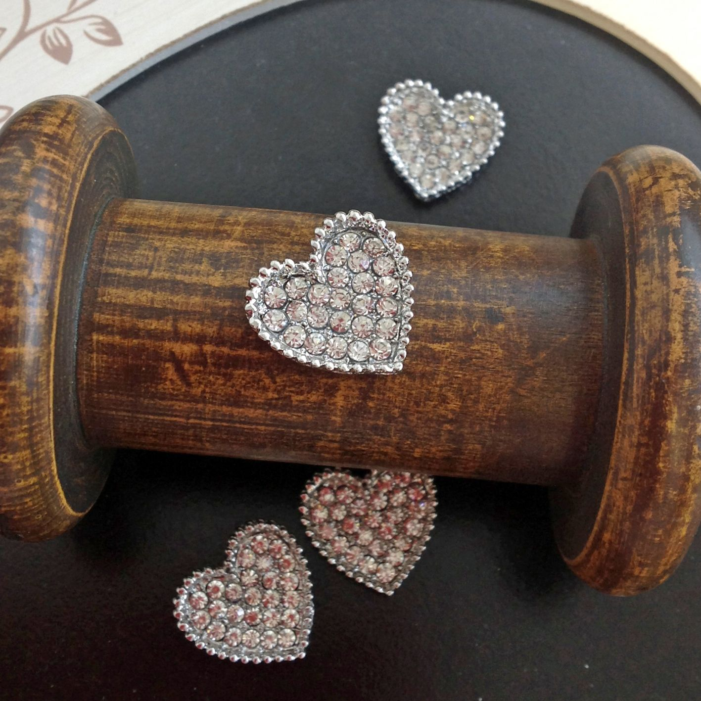 Heart Embellishments category image