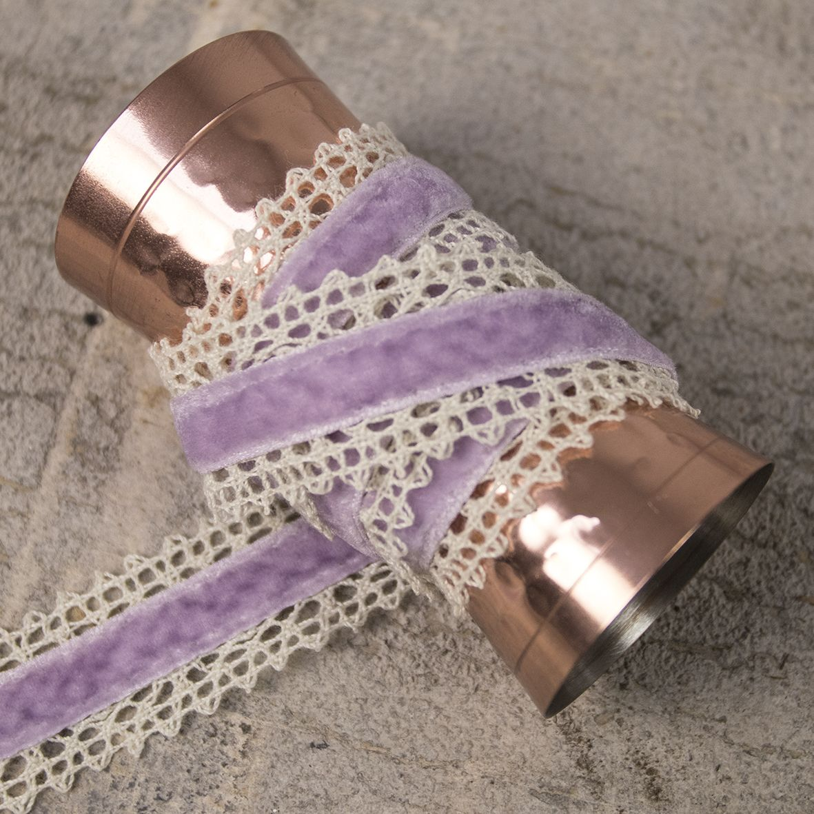 May Arts Lace and Velvet Ribbon Trims category image