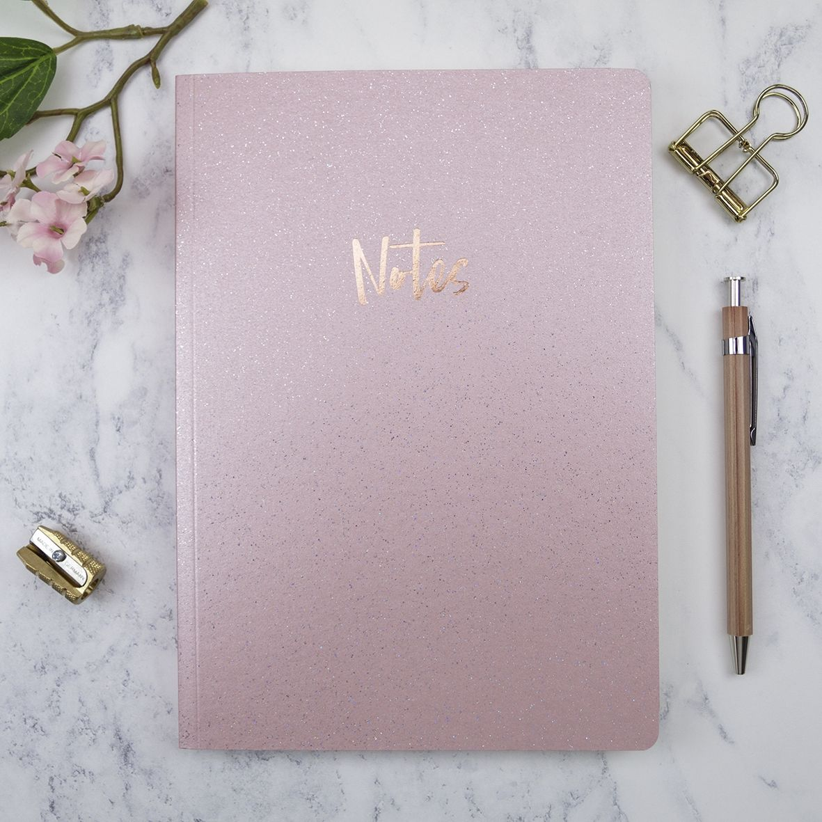 Sparkle Note Books and Pencils category image