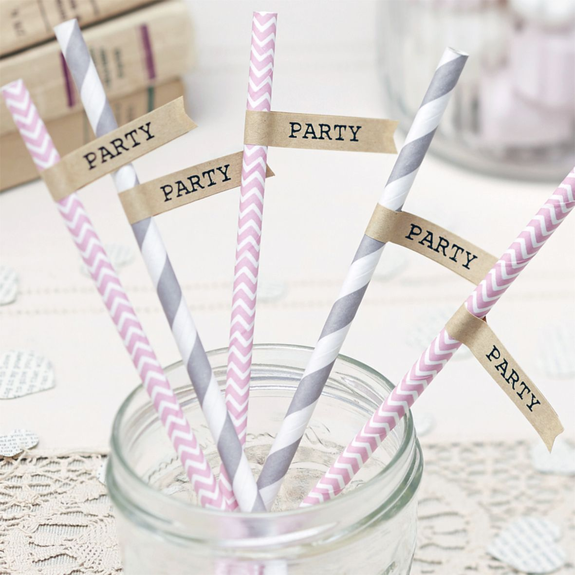 Paper Wedding and Party category image