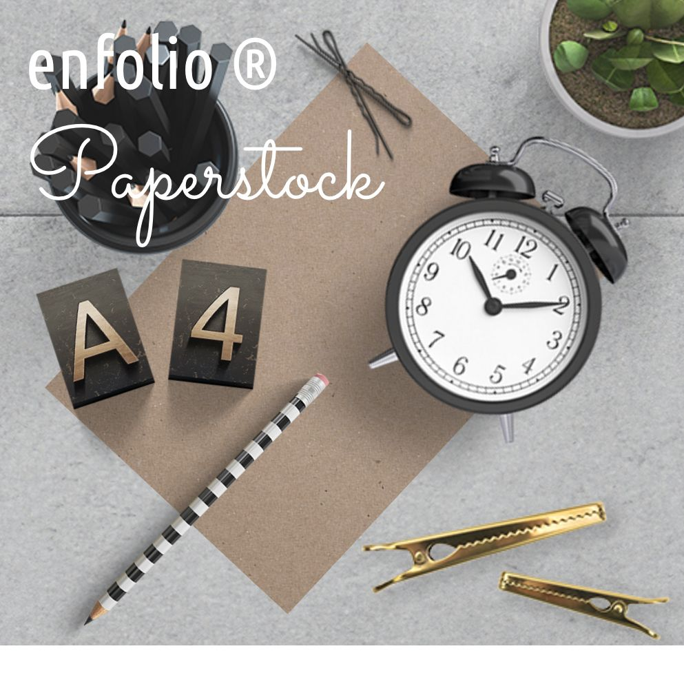 Enfolio ® Paperstocks A4 category image