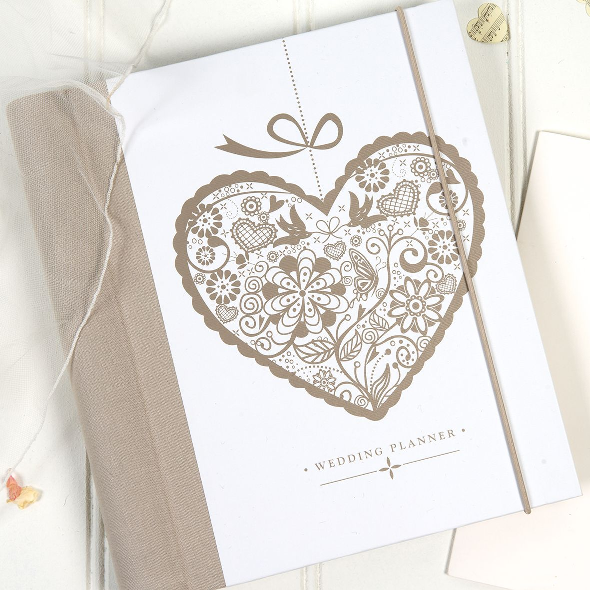Wedding Planners and Notebooks category image