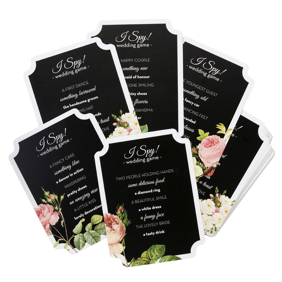 Wedding Table Trivia, Games and Fun ! category image