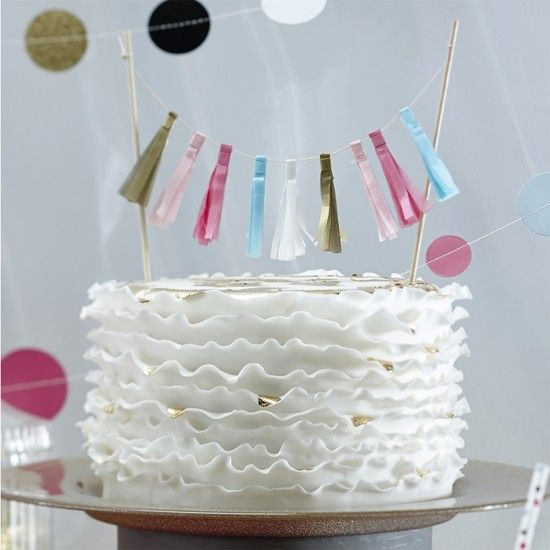 Cake Decorations and Bunting