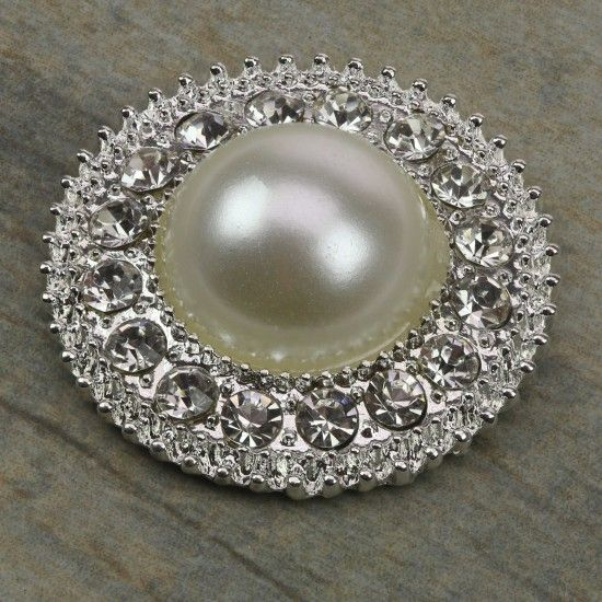 Pearl and Diamante Embellishments
