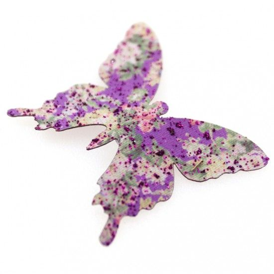Vintage Butterfly Embellishments