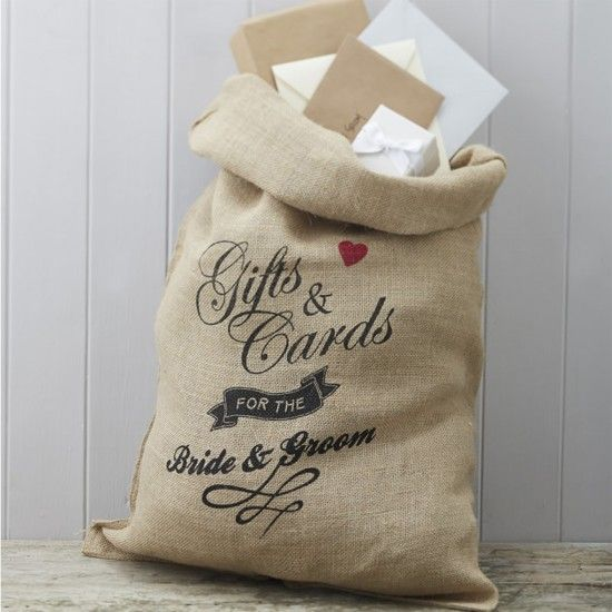 Wedding Post Boxes & Card and Gift Sacks
