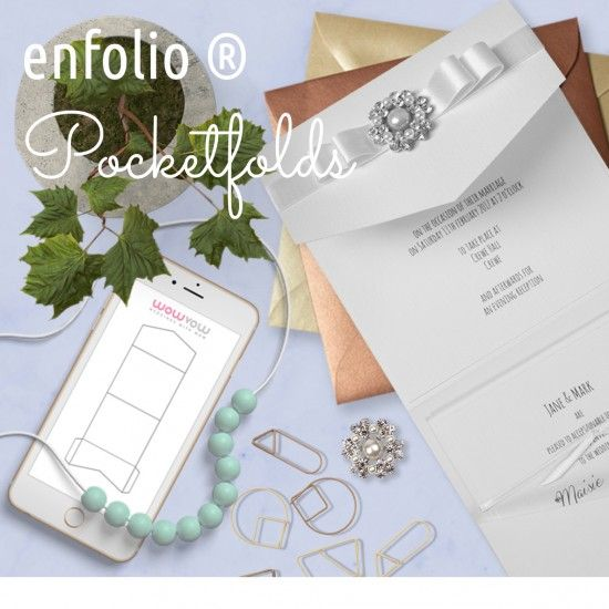 Enfolio ® Pocketfolds