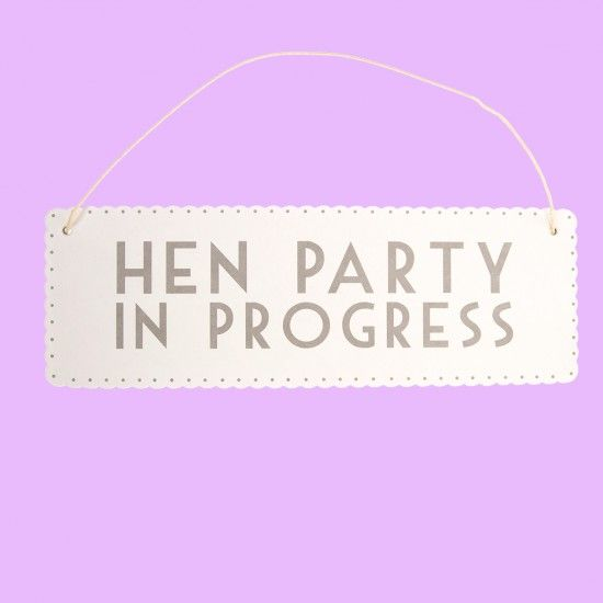 Hen Party Gifts