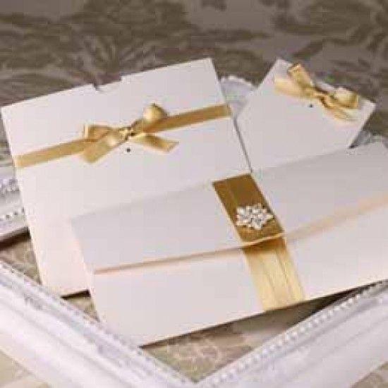 Ivory Gold Shimmer Enfolios ®