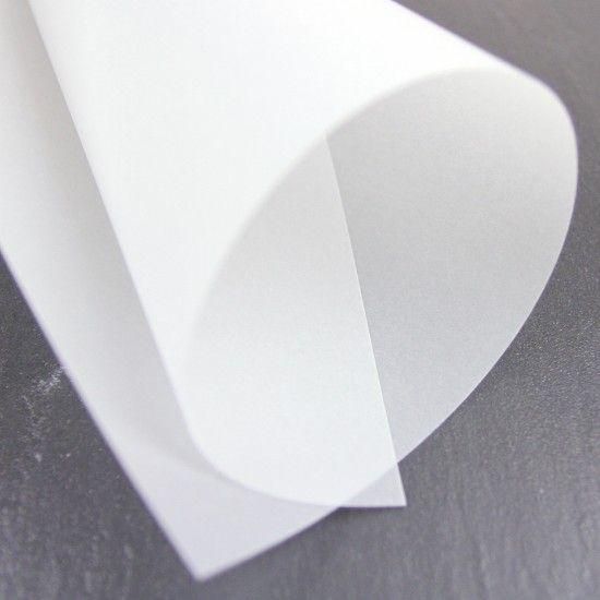 Vellum A4 and A3 Paper
