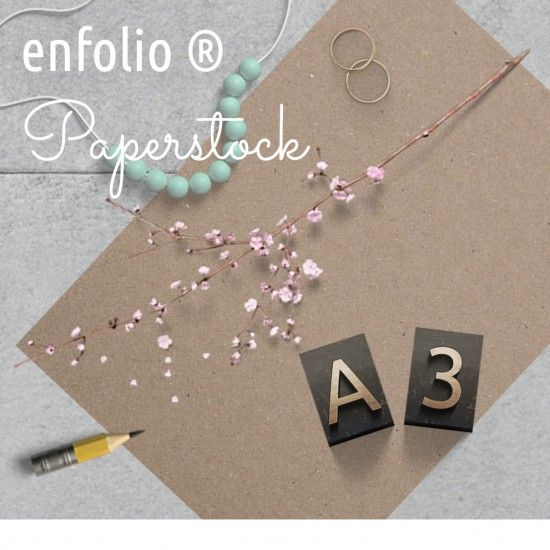 Enfolio ® Paperstocks A3