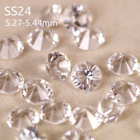 Swarovski ® Pointed Back Crystals - MEDIUM