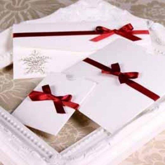 Silkweave Ivory Enfolios ®