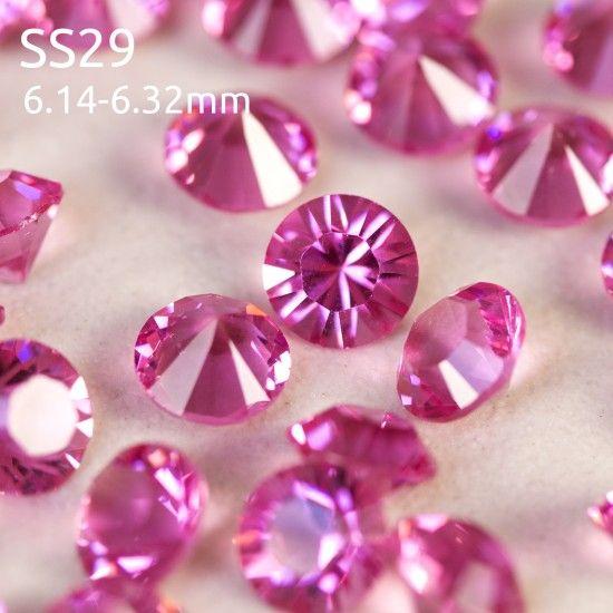 Swarovski ® Pointed Back Crystals - LARGE