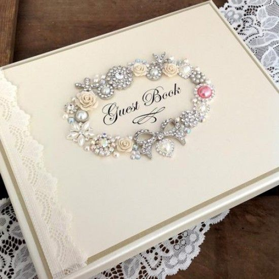 Wedding Books, Pens, Albums and Keepsake Boxes