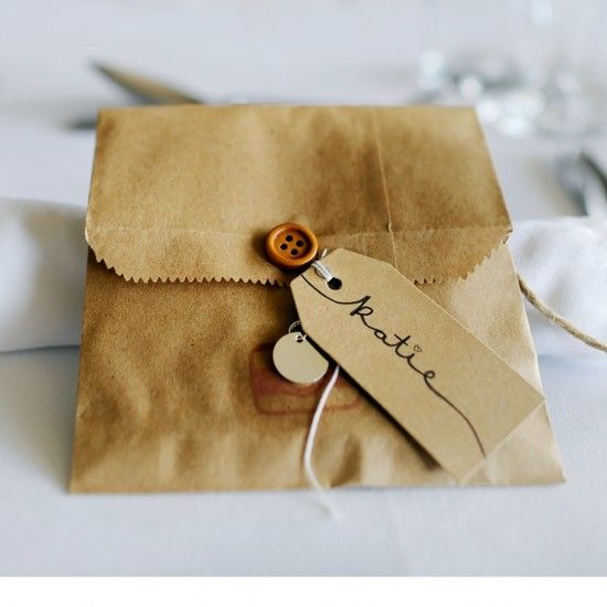Favour Bags and Envelopes