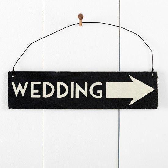 Wedding Signs, Chalkboards and Words