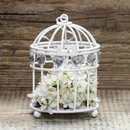 Bird and Birdcage Decorations