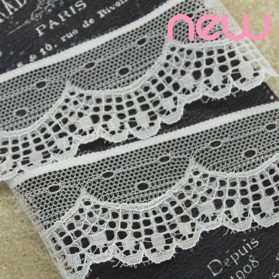 NEW - Ribbon, Lace and Trims