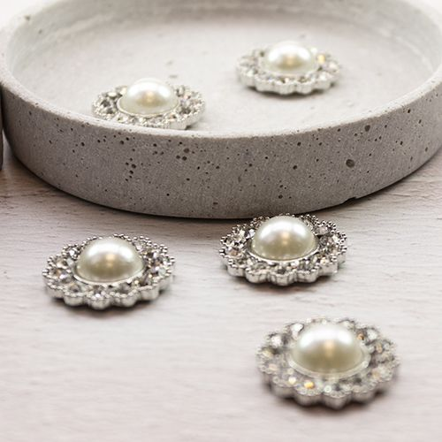 Diamante and Pearl Embellishments category image