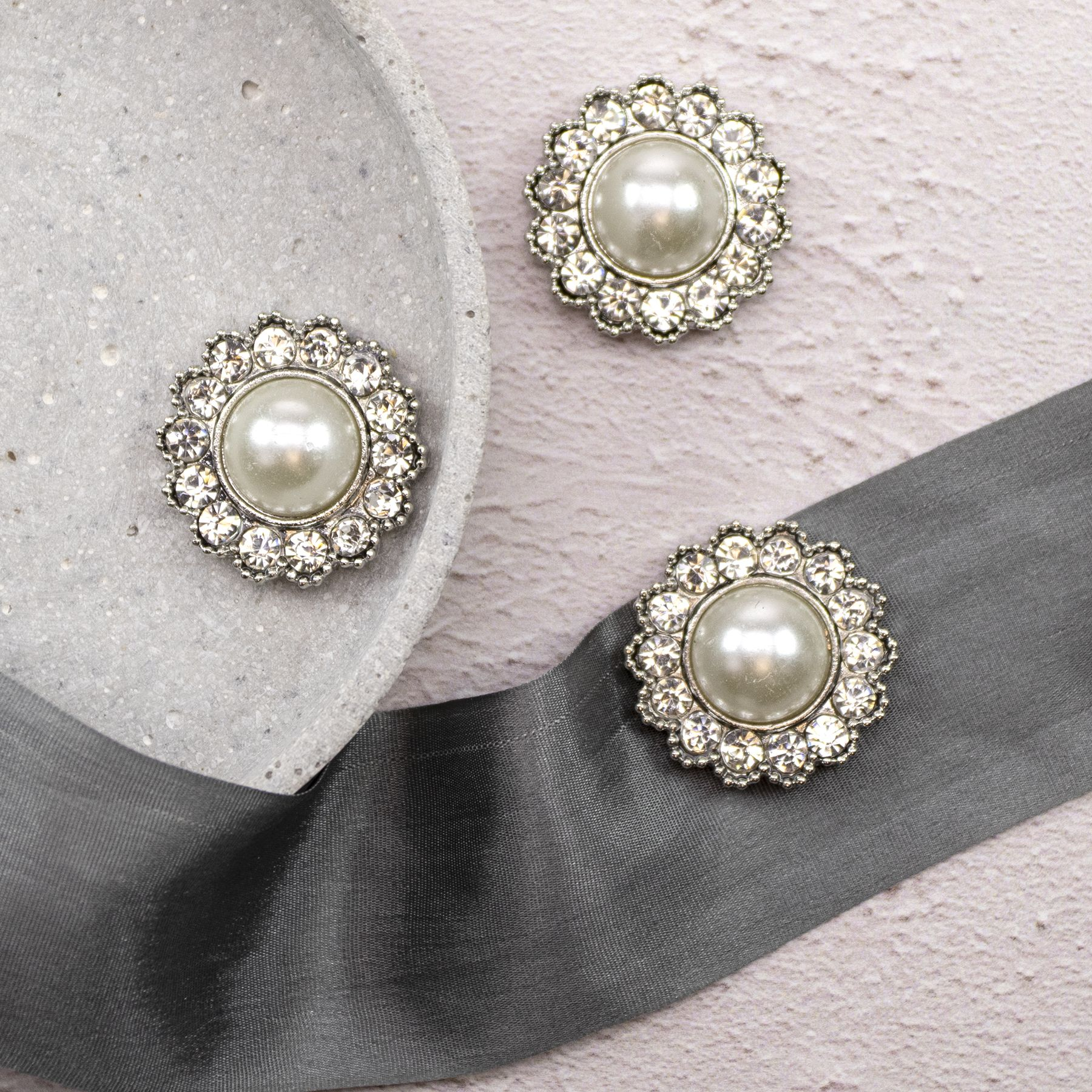 Pearl and Diamante Embellishments category image