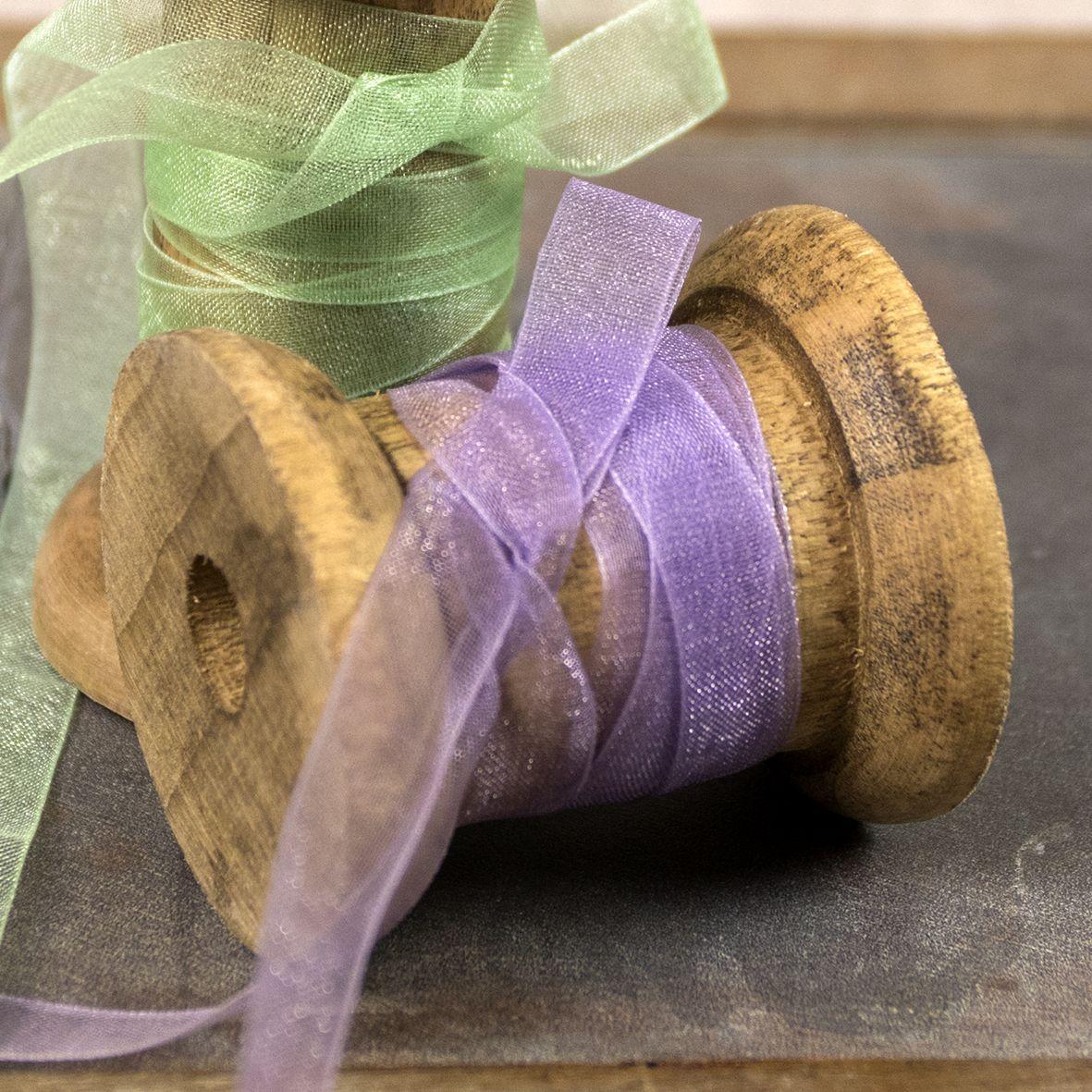 Signature Organza Wedding Ribbon - SALE ! category image