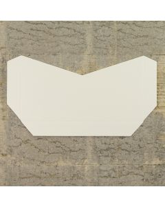 Enfolio Tentfold (Lg Sq) Add On Pocket - Antique Ivory