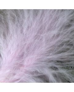 Baby Pink Marabout Feathers