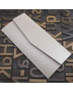 Enfolio Pocketfold (DL) - Applique Ivory