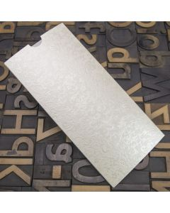 Enfolio Wallet (DL) - Applique Ivory