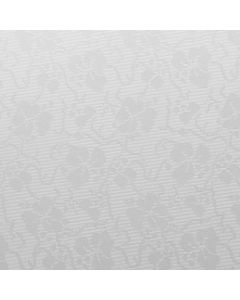 Paperstock A4 Sheet - Broderie Dandy White