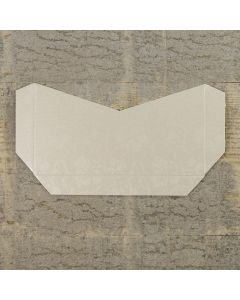 Enfolio Tentfold (Lg Sq) Add On Pocket - Broderie Ivory