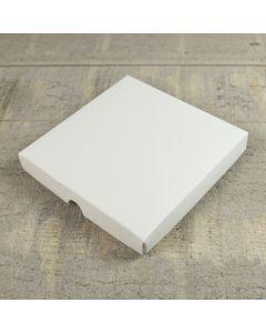 Large Square Ivory (Wire) Presentation Box