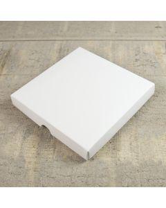 Large Square White (Wire) Presentation Box