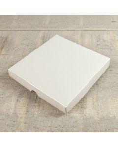 Large Square Soft Sheen Ivory Presentation Box