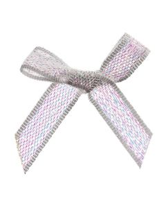 Iridescent Ribbon Bows 7mm